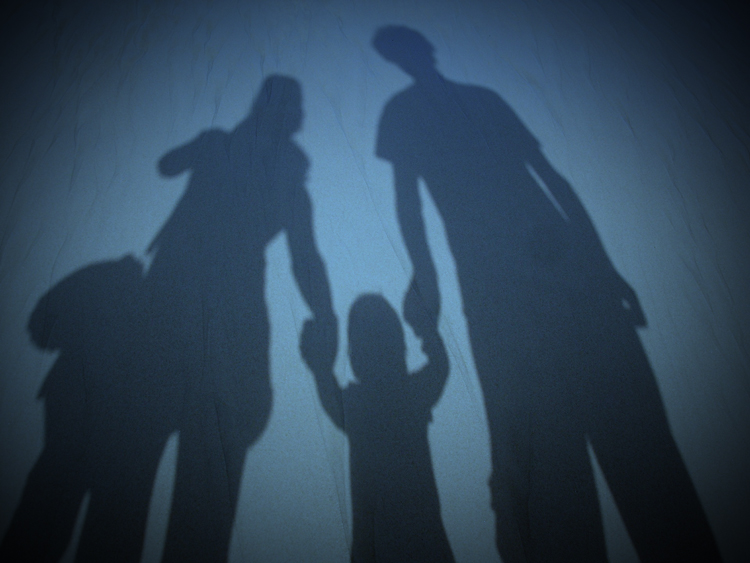 Shadow of family
